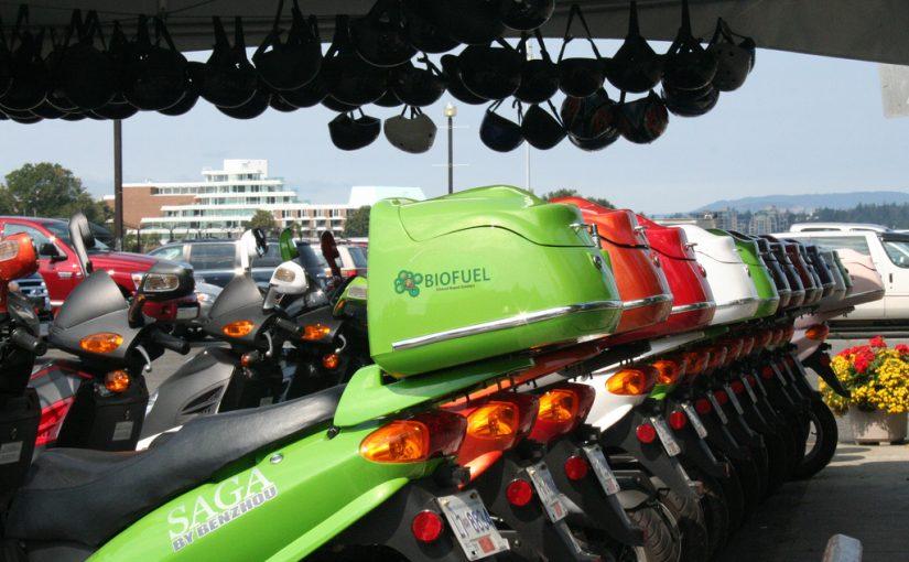 Biobrændsel varmer boligen fint op